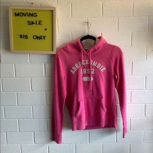 🎉MOVING SALE Abercrombie hoodie size L🎉